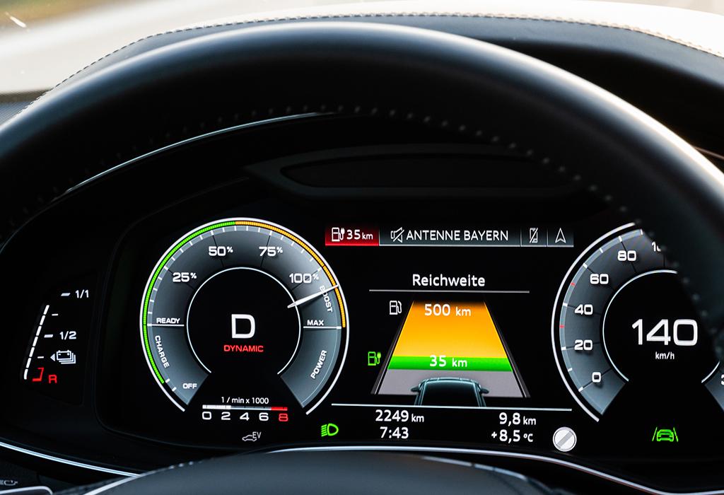 2019 Audi A7 Sportback 55 TFSIe PHEV