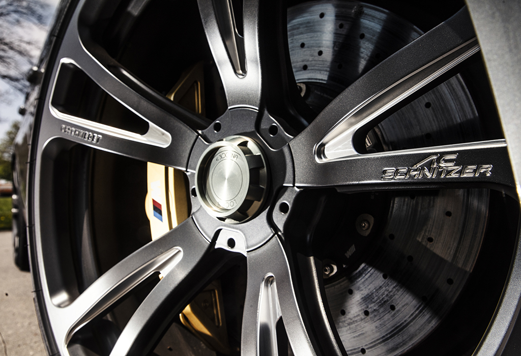 BMW M5 Competiton AC Schnitzer ACS5 Sport