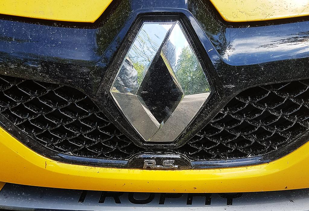 Renault Mégane RS Trophy - Klaas Janssens