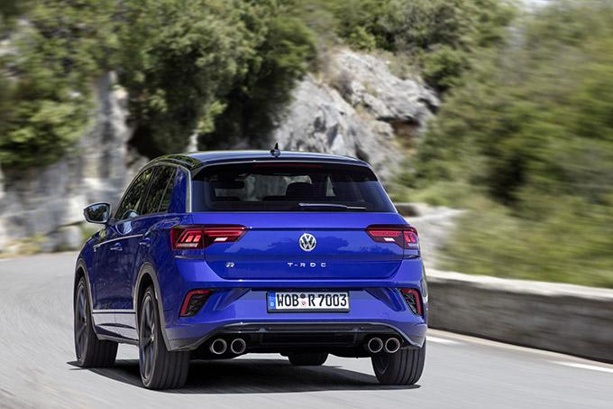 Volkswagen dévoile sa Golf mais garde le cap sur l'électrique