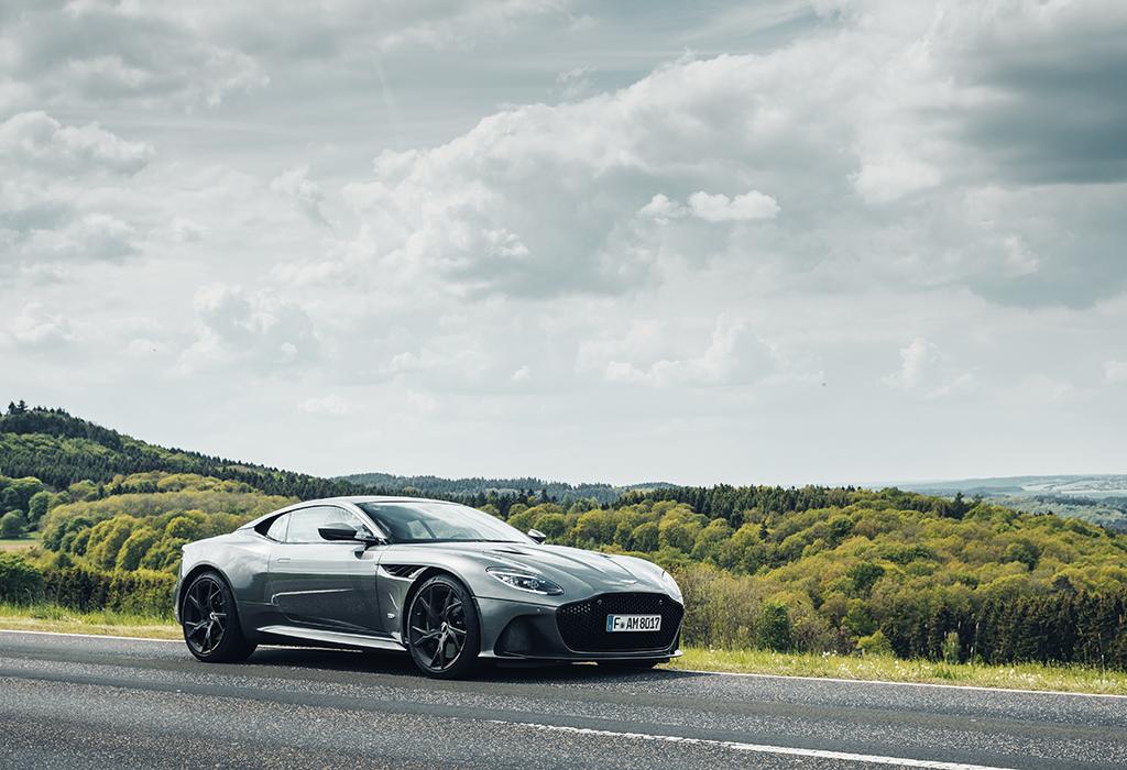 Aston Martin DBS Superleggera - Dennis Noten