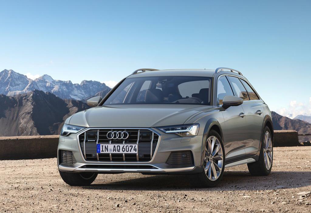Test Audi A6 Allroad Quattro 2019