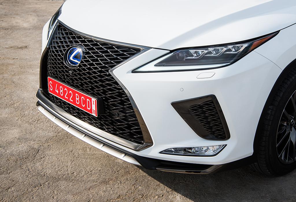 2020 Lexus RX 450h Hybrid SUV