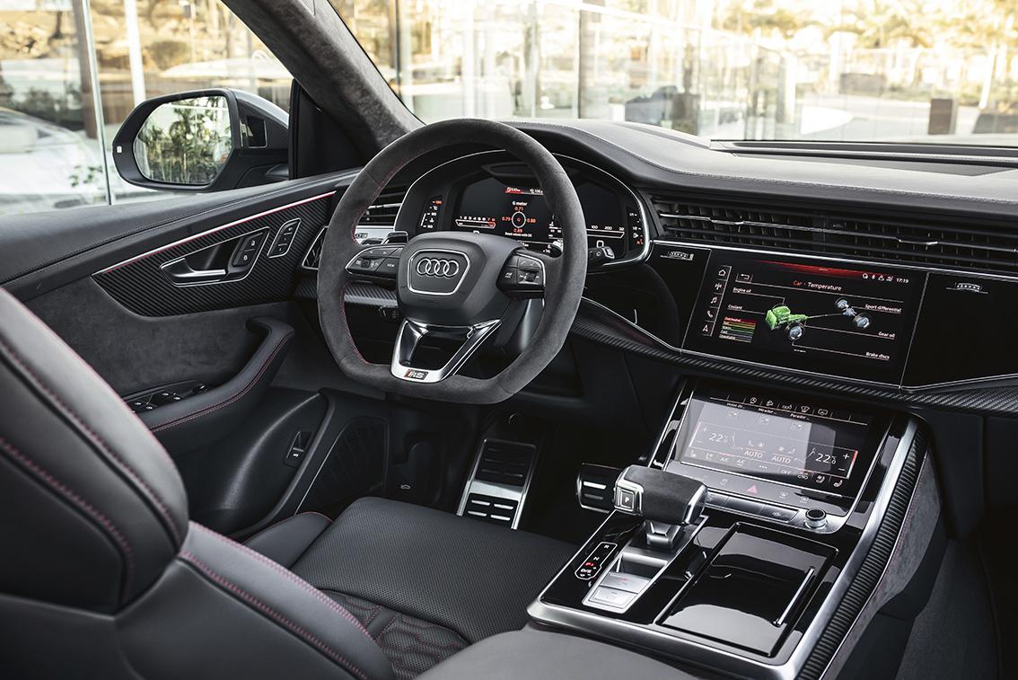 Test: Audi RS Q8 - AutoWereld 2020