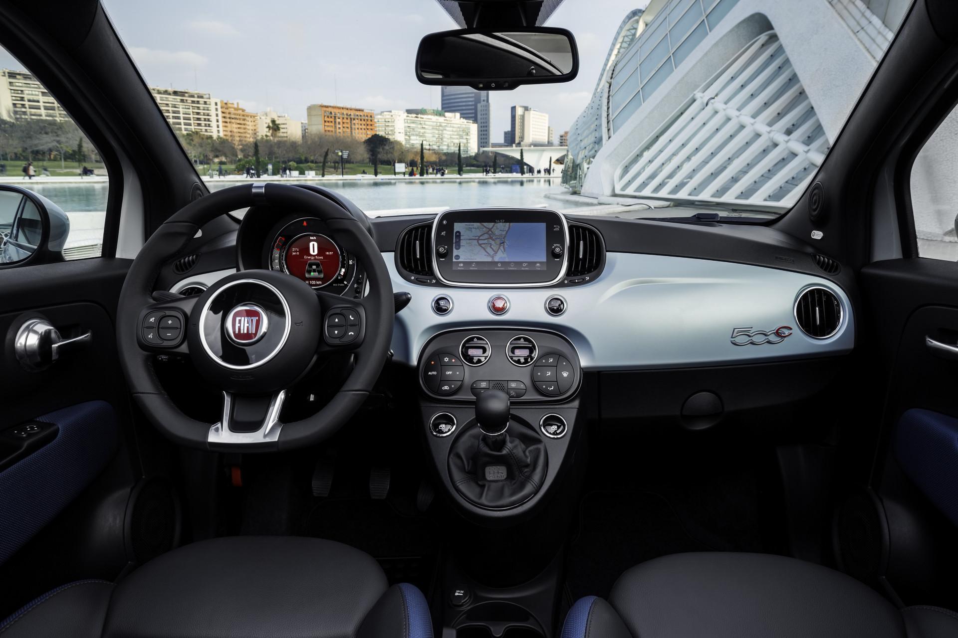 Test / Fiat 500 Hybrid / AutoGids
