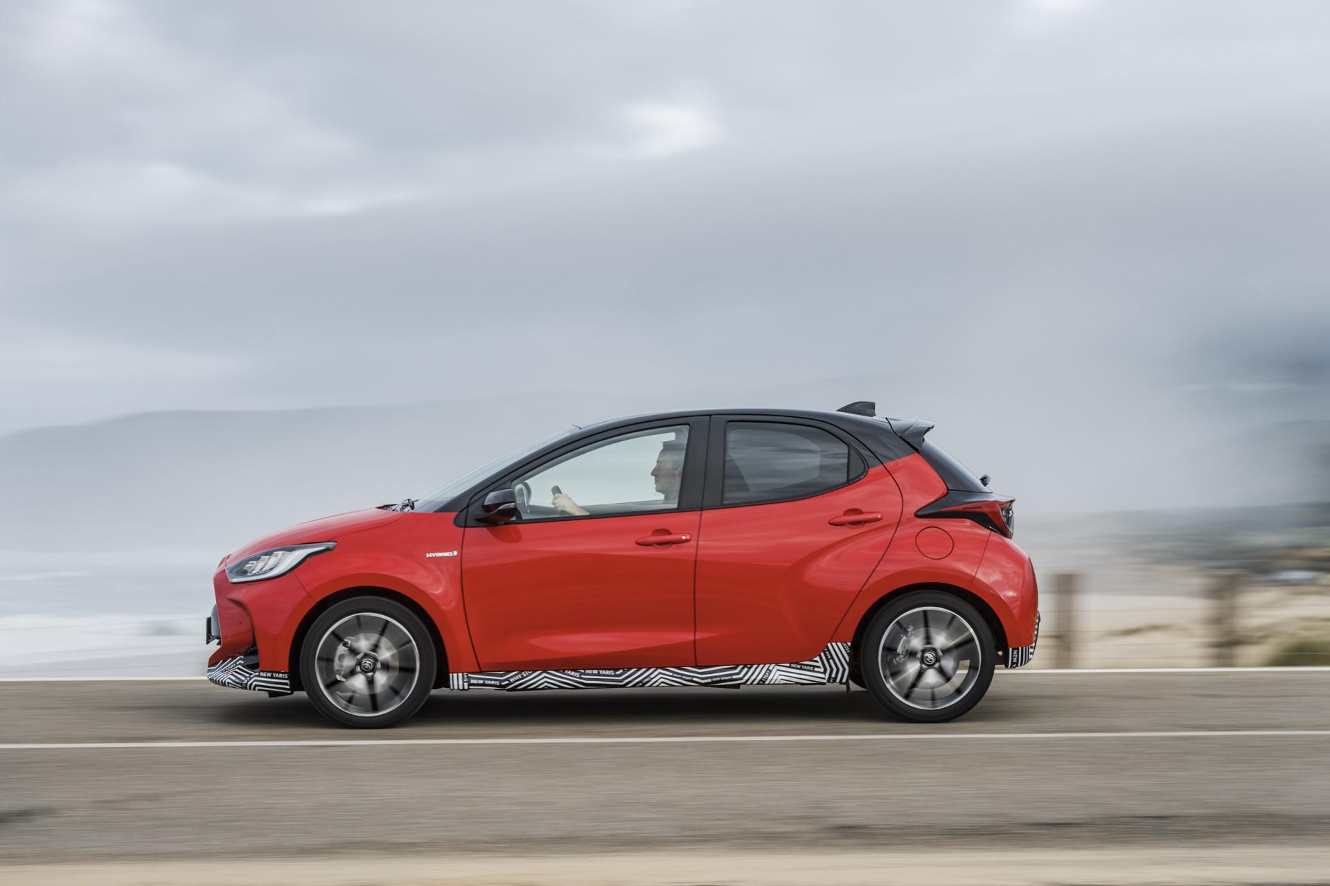 Test / Toyota Yaris Hybrid / AutoGids