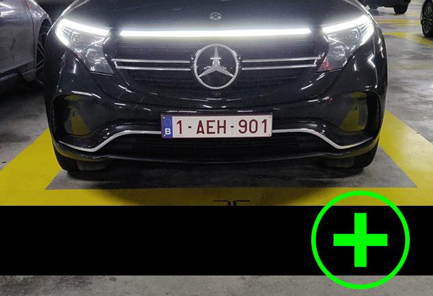 2020 Mercedes EQC 400 / AutoGids