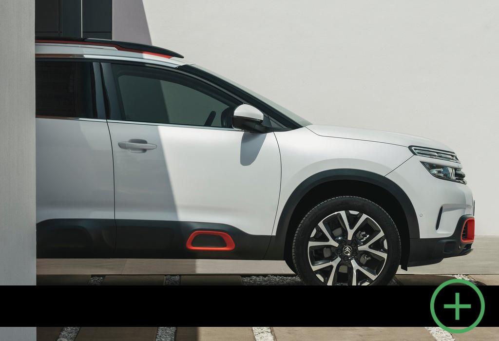 Blogtest / Citroën C5 Aircross / AutoGids
