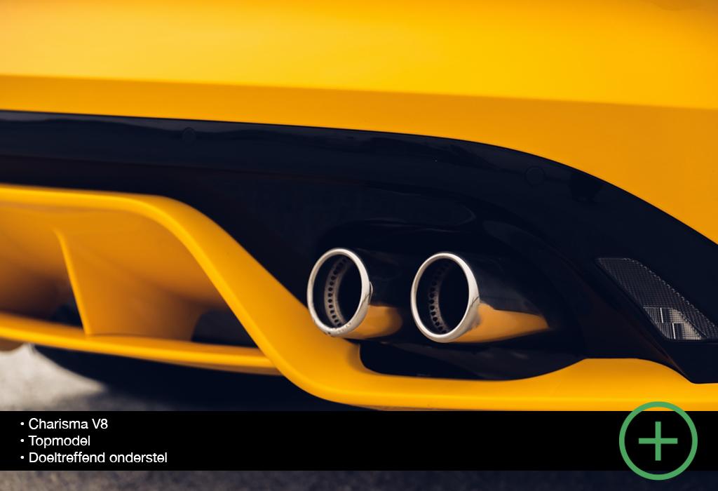 Blogtest / Jaguar F-Type R / AutoGids 2020