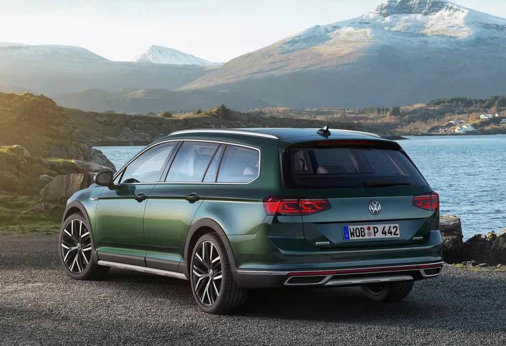 Test: VW Passat Alltrack - AutoWereld 2020