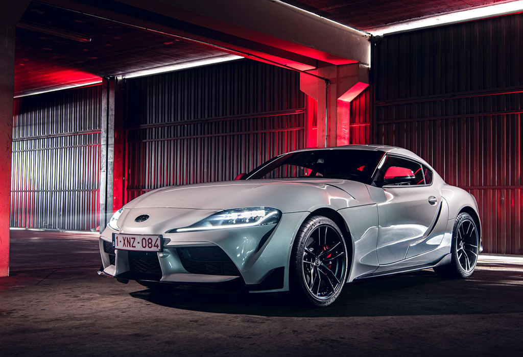 Test: Toyota GR Supra 2.0 - AutoWereld 2020