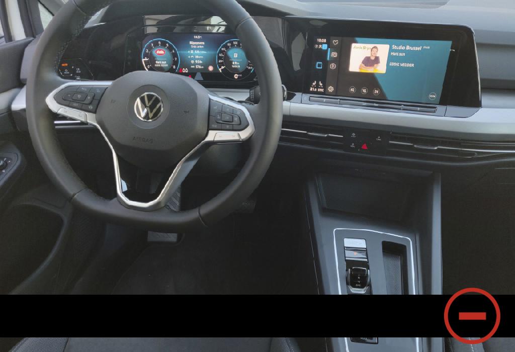 Blog / VW Golf 1.5 eTSI / AutoGids