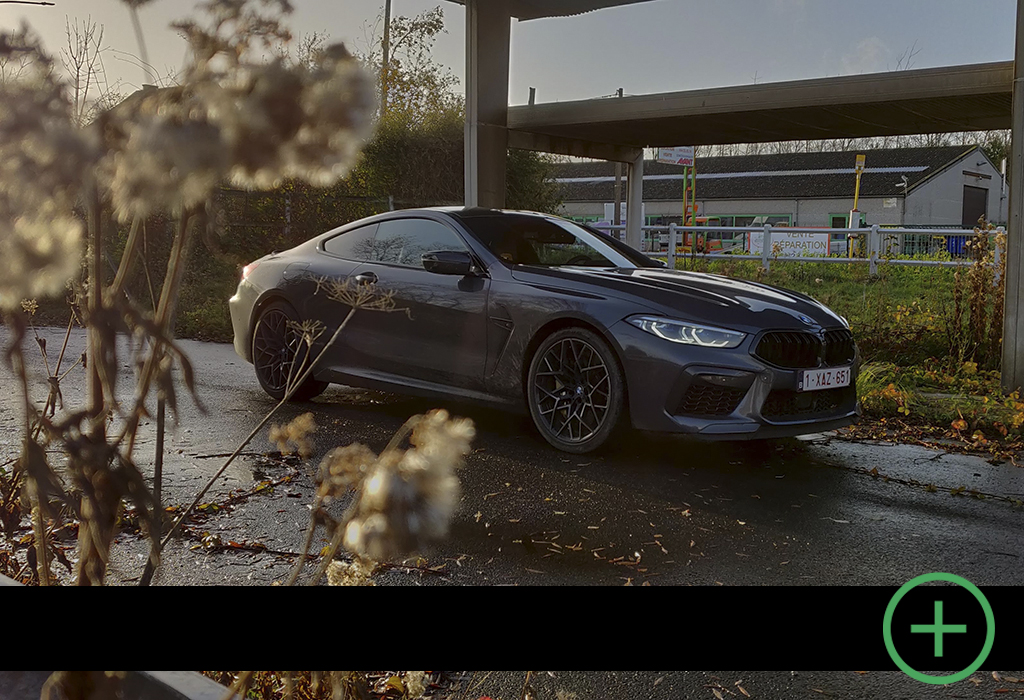 Blog / BMW M8 Competition / AutoGids