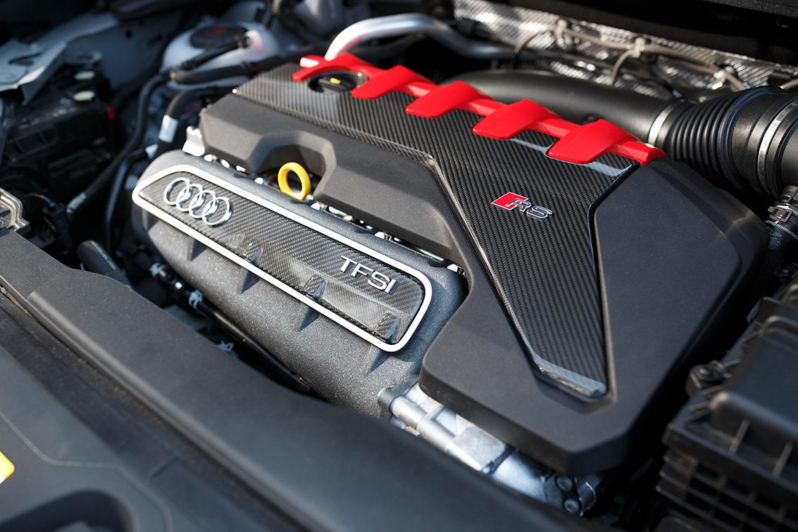 Test: Audi RS Q3 Sportback - AutoWereld 2020