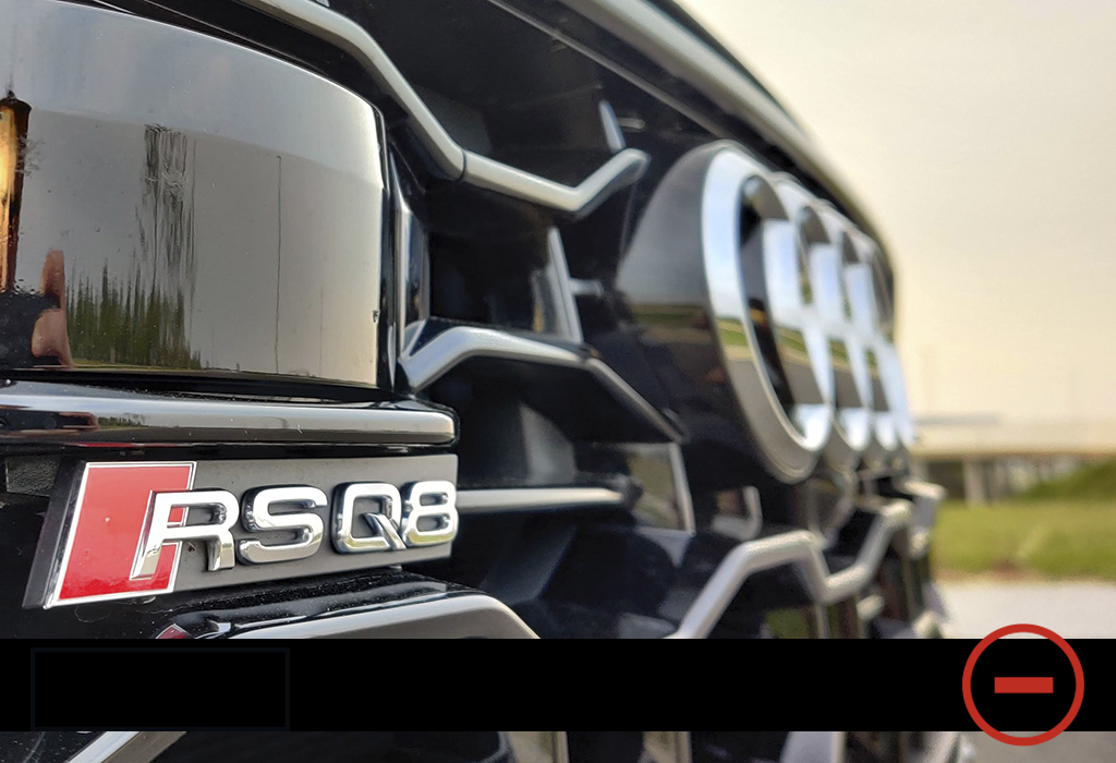 Blog / Audi RS Q8 / Moniteur Automobile