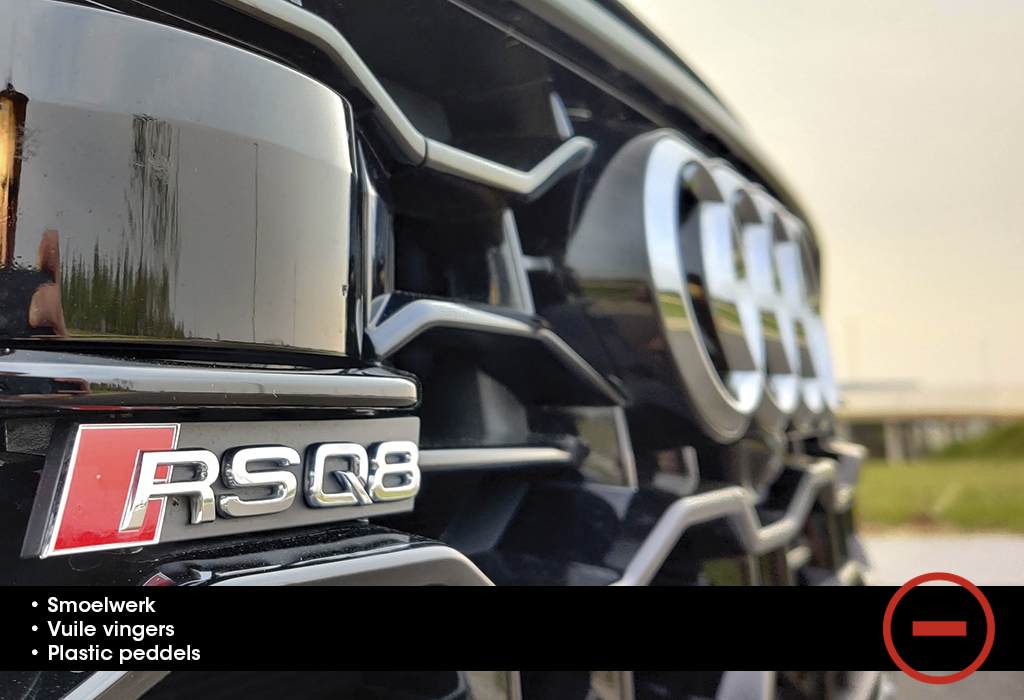 Blog / Audi RS Q8 / AutoGids 2020
