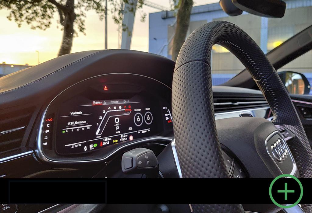 Blog / Audi RS Q8 / Moniteur Automobile