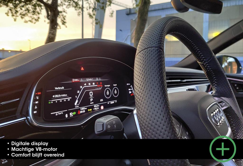 Blog / Audi RS Q8 / AutoGids 2020