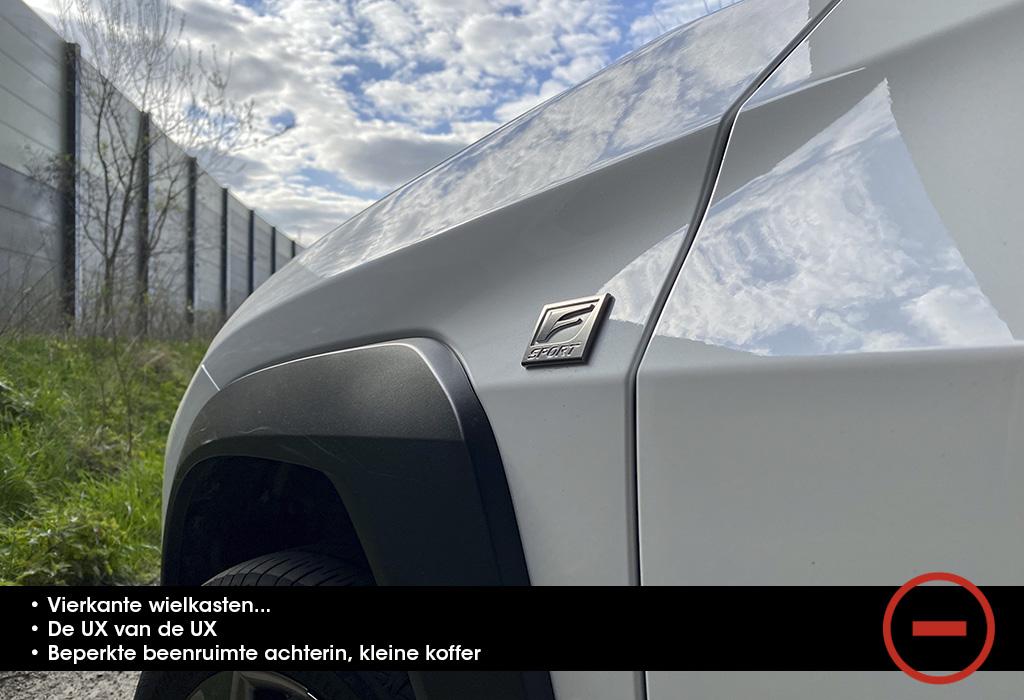 Blog / Lexus UX / AutoGids