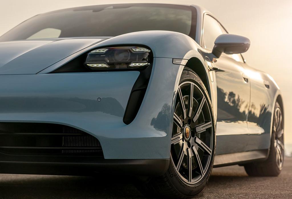 Test: Porsche Taycan 4S - AutoWereld 2020