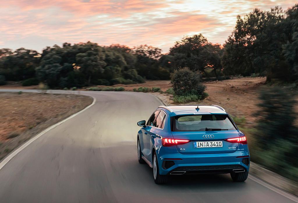 Test / 2020 Audi A3 Sportback / AutoGids.be