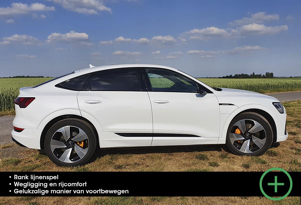 Blog / Audi E-tron 55 Sportback / AutoGids