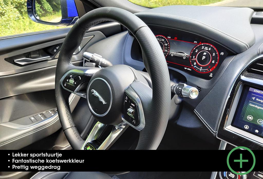 Blogtest / Jaguar XE / AutoGids