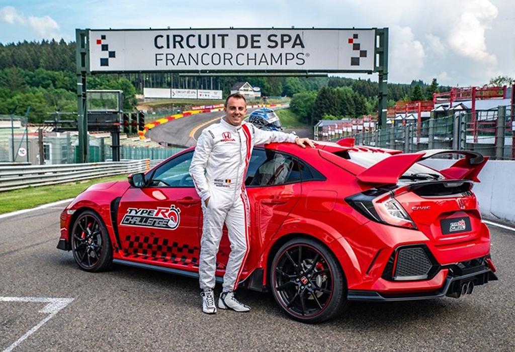 Bertrand Baguette - Type R Challenge (Spa)