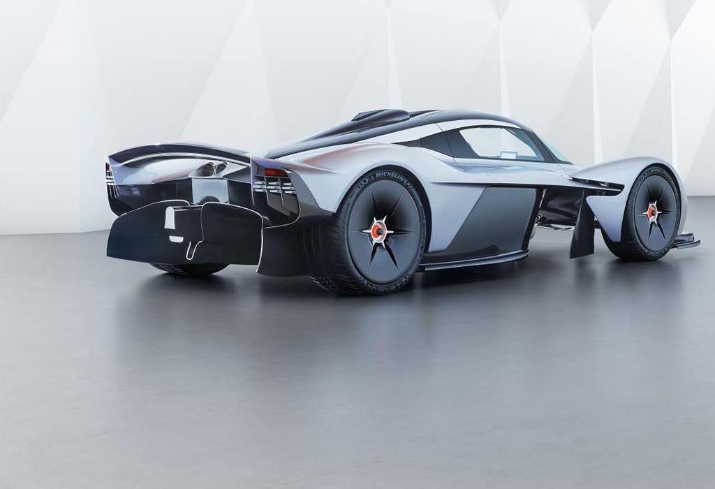 Aston Martin Valkyrie - Hybrid Hypercar