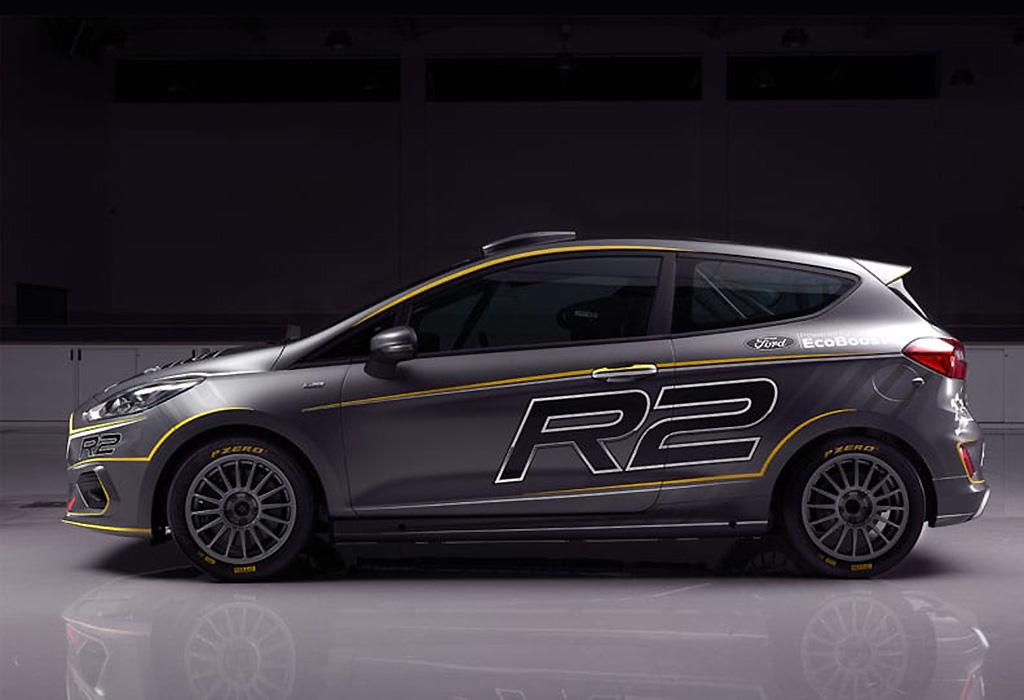 2019 Ford Performance Fiesta R2 M-Sport