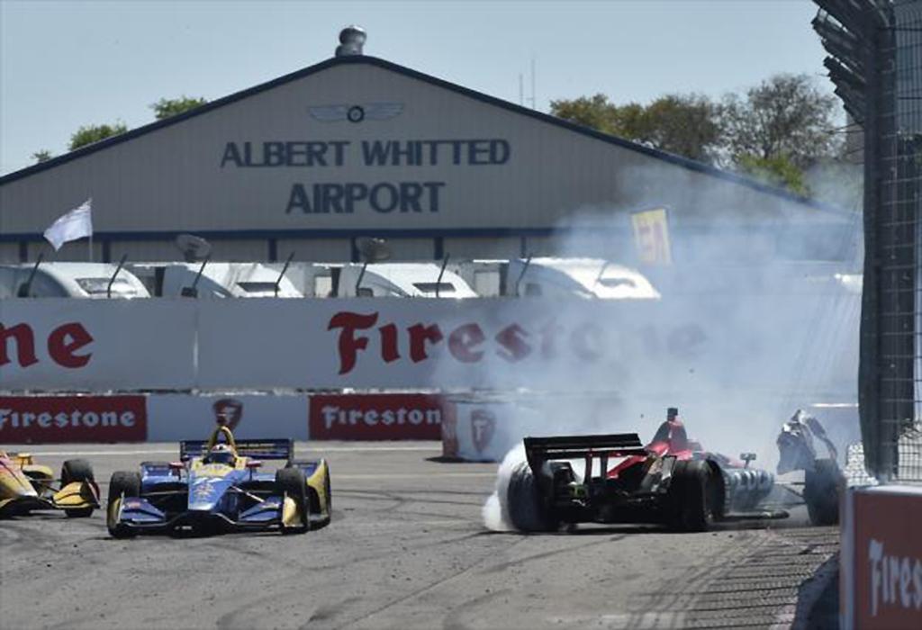 IndyCar Series 2018 - Sint Petersburg, Florida