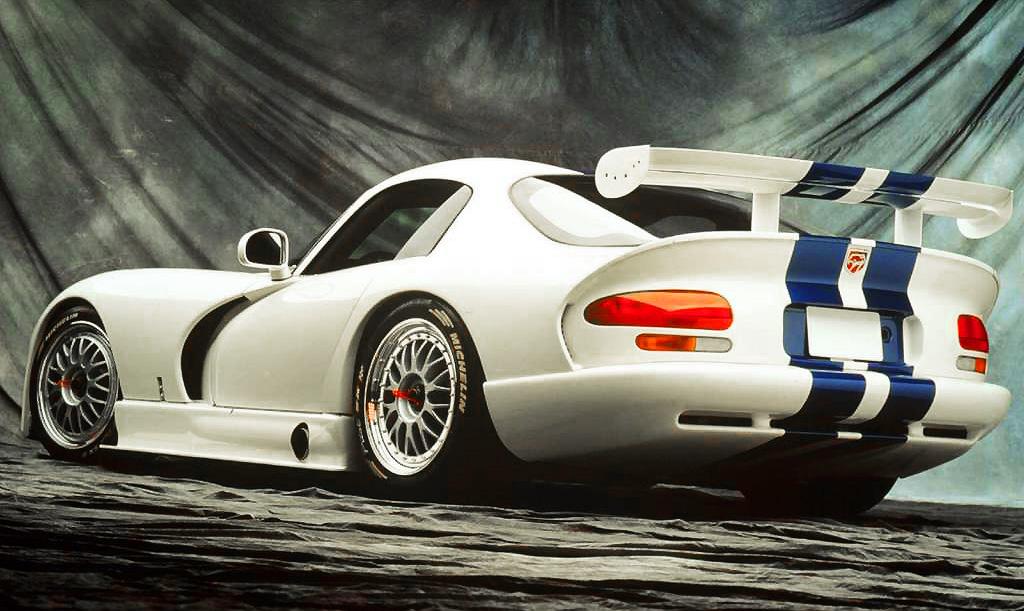 1998 Dodge Viper GTS-R