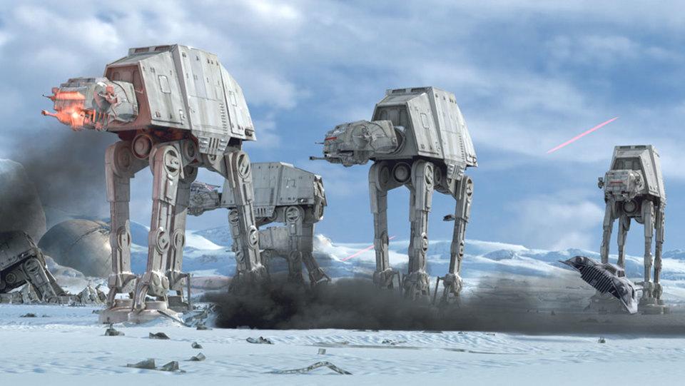 AT-AT (Star Wars - The Empire Strikes Back)