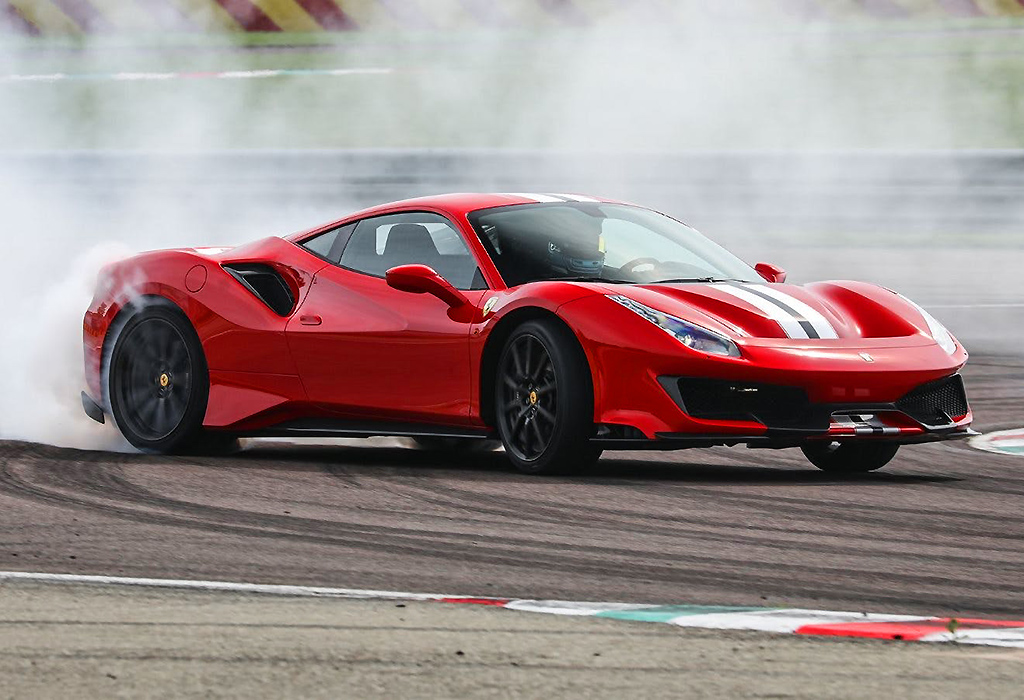 Ferrari 488 Pista - The Stig (TG 27)