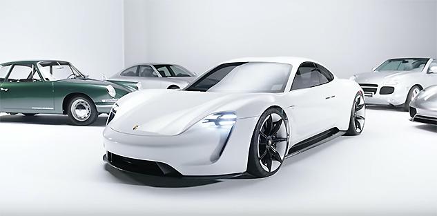 Porsche Concepts