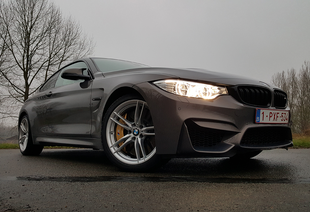 BMW M4 Competition - AutoWereld (KJ)