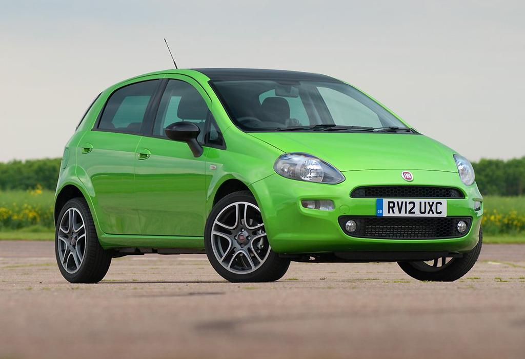 Fiat Punto - Euro NCAP