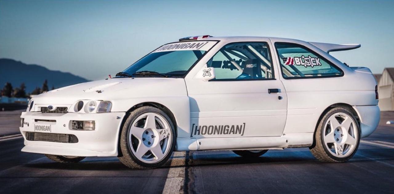 Ford Escort RS Cosworth (Ken Block)
