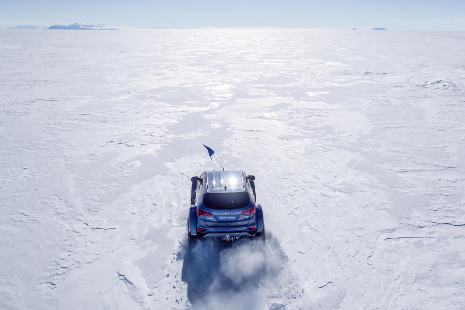 Hyundai Sante Fe Endurance