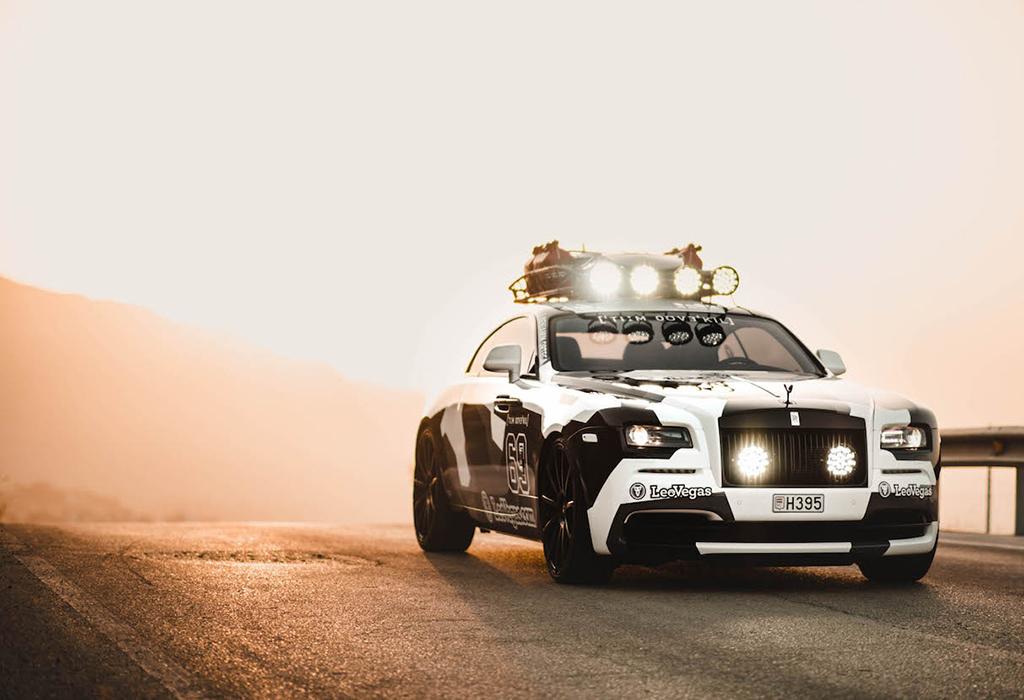Jon Olsson - Rolls Royce Wraith