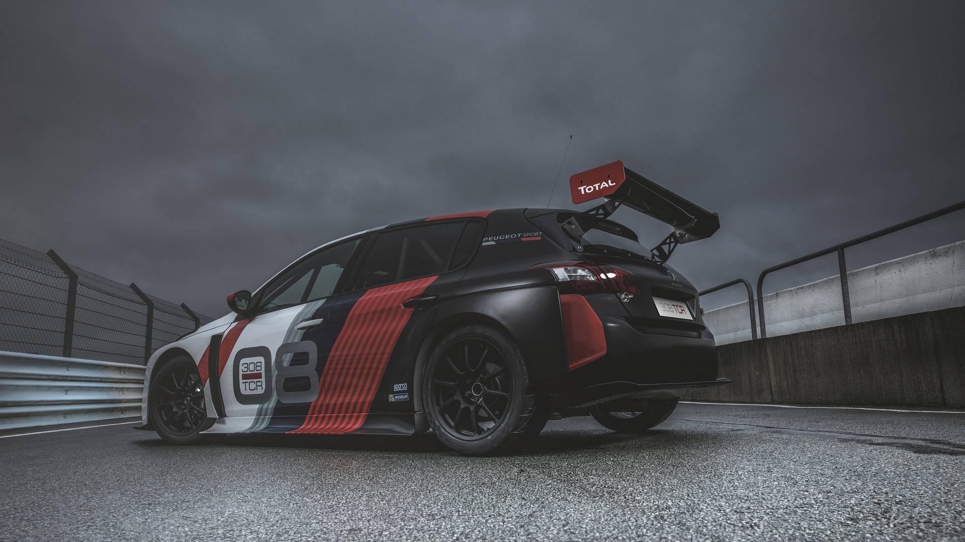 2018 Peugeot Sport 308 TCR WTCR