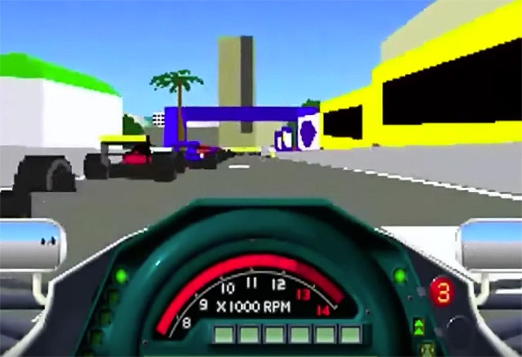 De Waanzinnige Evolutie Van Race Games 1983 2017