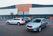 Citroën C5 Tourer 2.0 HDi, Ford Mondeo Clipper 2.0 TDCi, Opel Insignia Sports Tourer 2.0 CDTI 130, Toyota Avensis Wagon 2.0 D-4D, Skoda Superb Combi 2.0 TDI 136 & Volkswagen Passat Variant 2.0 TDI 136 : Lasmala chic