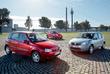 Lada Kalina 1119, Suzuki Alto, Dacia Sandero 1.2 : Centen tellen