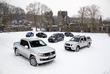 Isuzu D-Max, Mazda BT-50, Mitsubishi L200, Nissan Navara, Toyota Hilux & Volkswagen Amarok