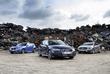 Audi S3 Sportback, BMW M135i et Mercedes A45 AMG : Fers à souder