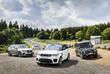 BMW X5 M, Range Rover SVR en Mercedes-AMG G63 : Imagobouwers