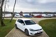 Special green-vijfkamp Volkswagen Golf : 1 auto, 5 aandrijvingen