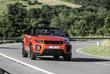 Range Rover Evoque Convertible TD4 180 : Cabriopionier