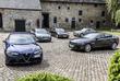 Alfa Romeo Giulia face à 4 rivales